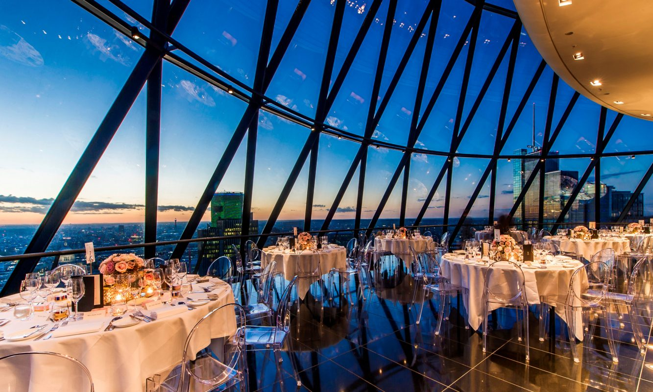 Contact us - Searcys at the Gherkin