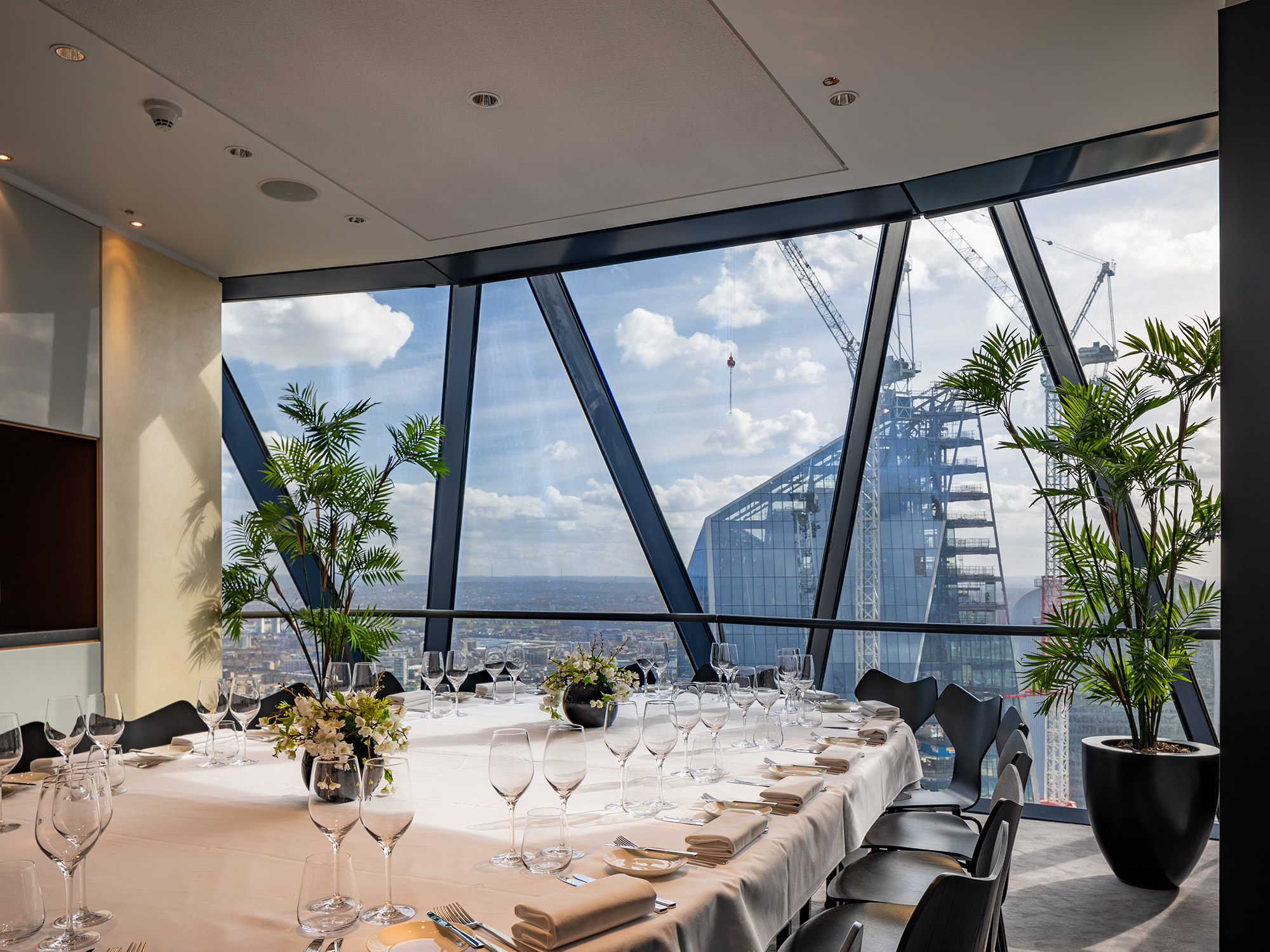 PRIVATE DINING OFFERS ENQUIRY FORM - Searcys at the Gherkin