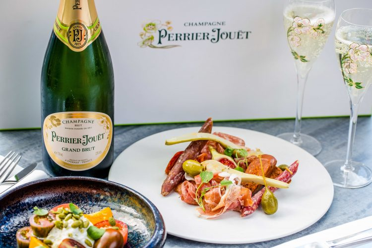 Perrier-Jouët Brunch