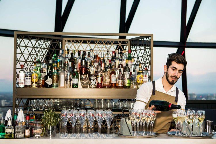 Bar at the gherkin