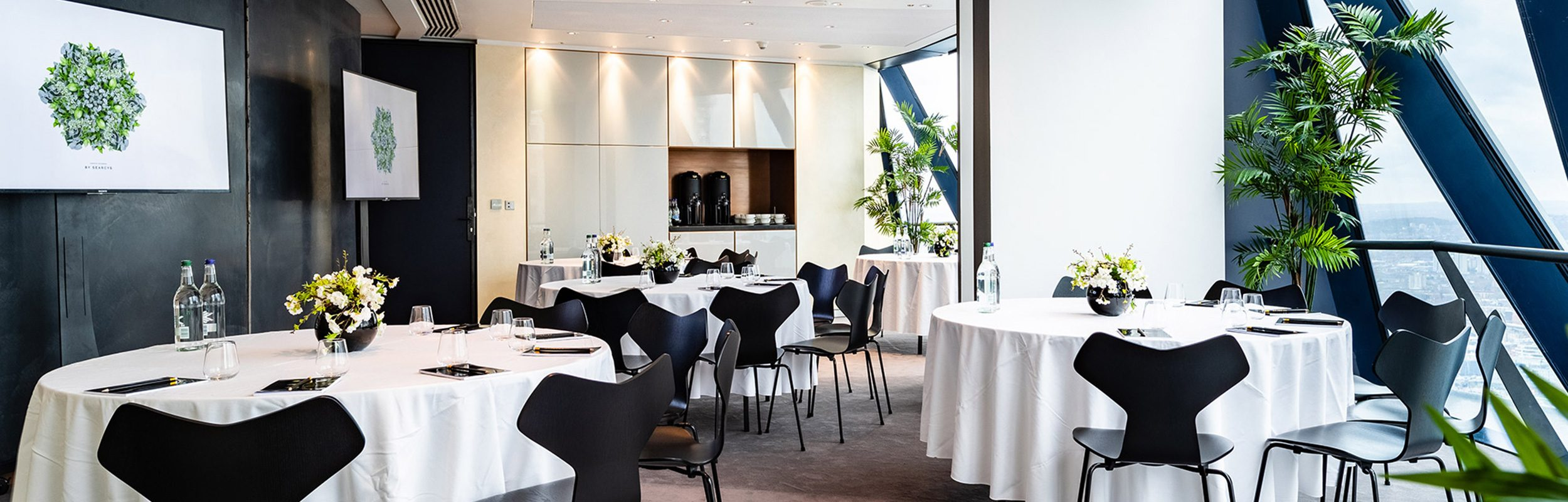 Corporate Events - Searcys at the Gherkin