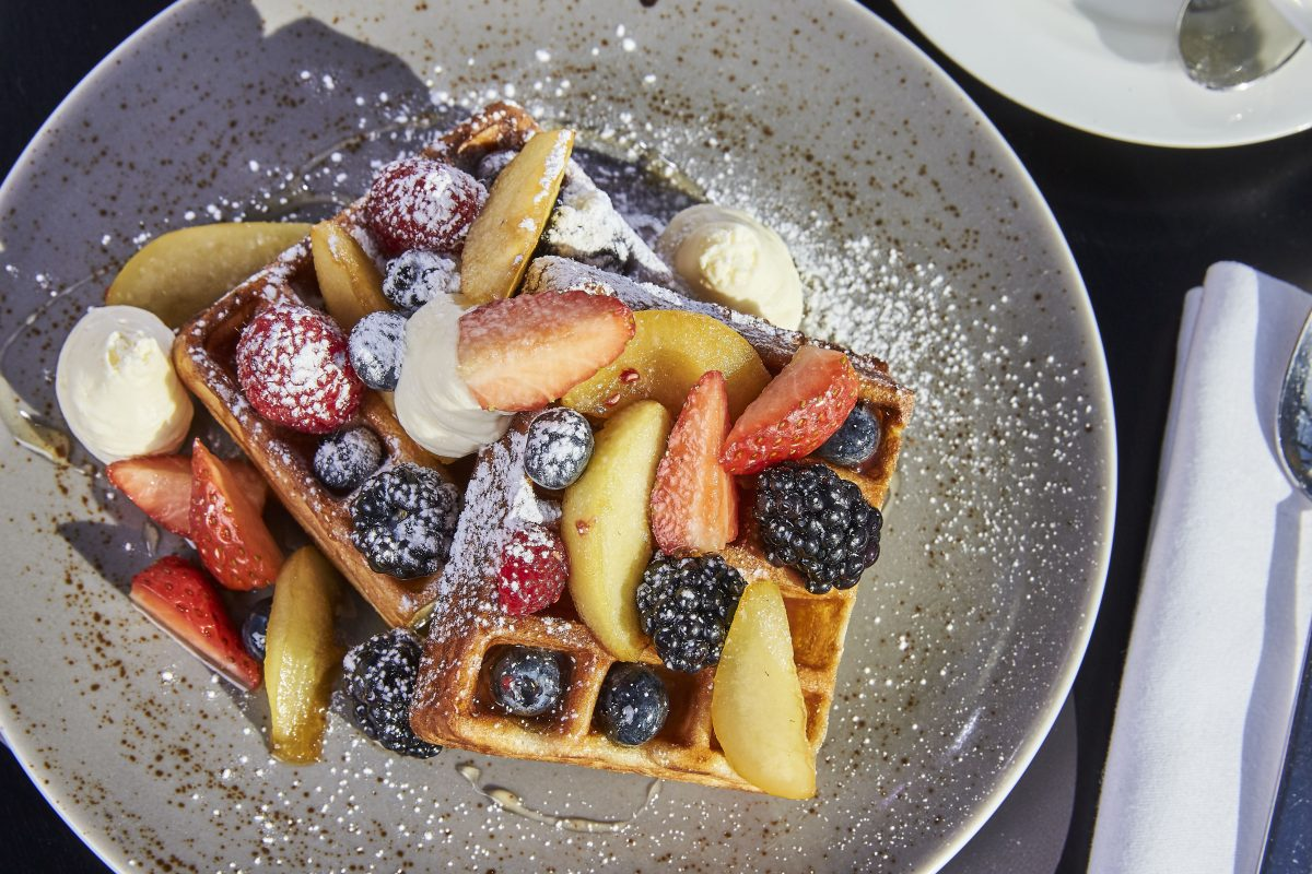 Sunday Brunch - Searcys at the Gherkin