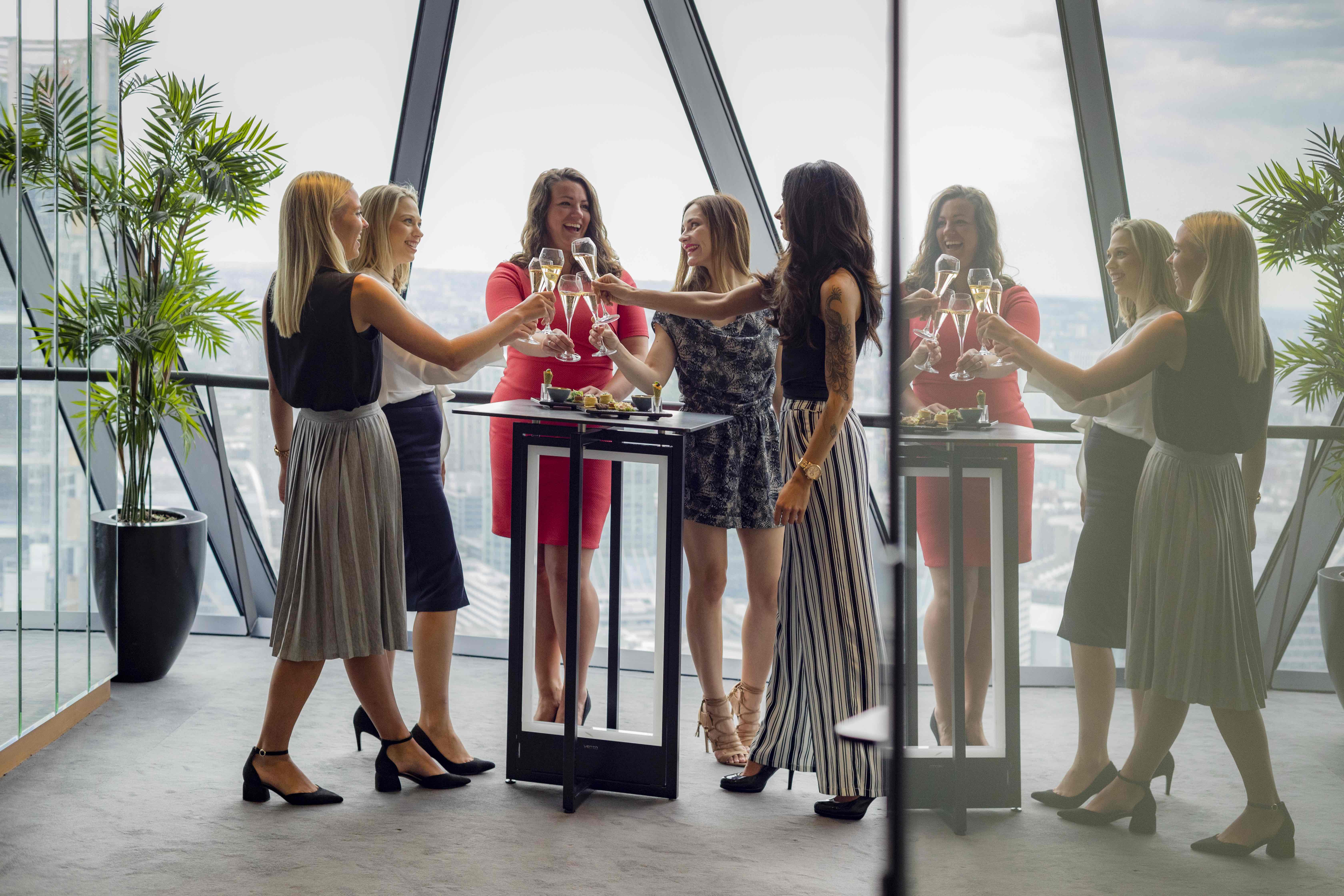 Private Dining - Searcys at the Gherkin