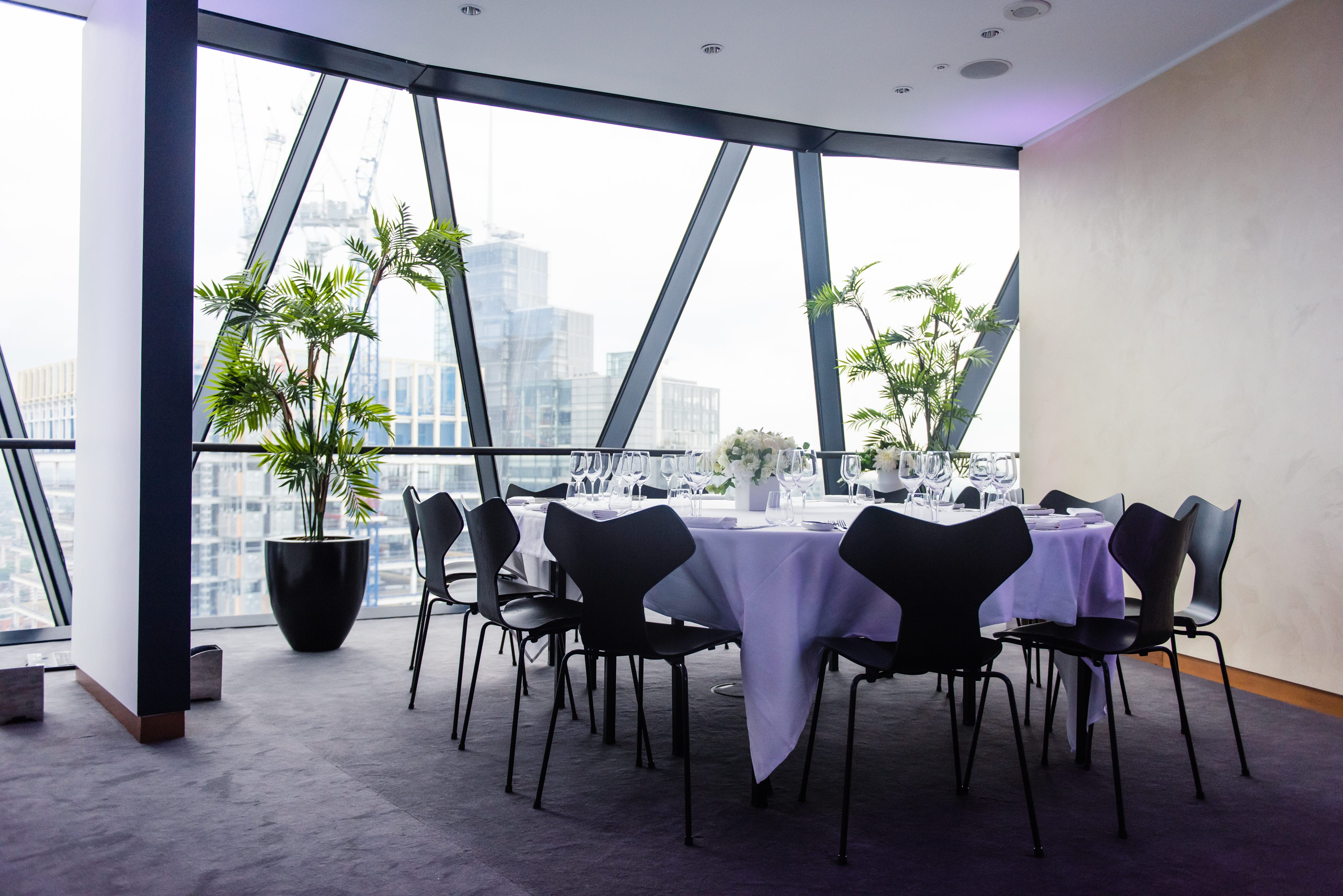 Odyssey - Searcys at the Gherkin