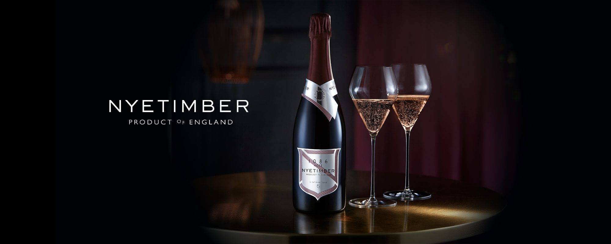 Nyetimber Dinner - Searcys at the Gherkin