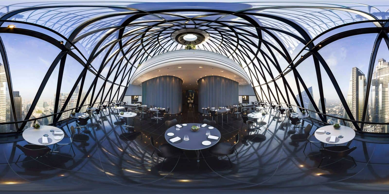 London Restaurant Festival - Searcys at the Gherkin