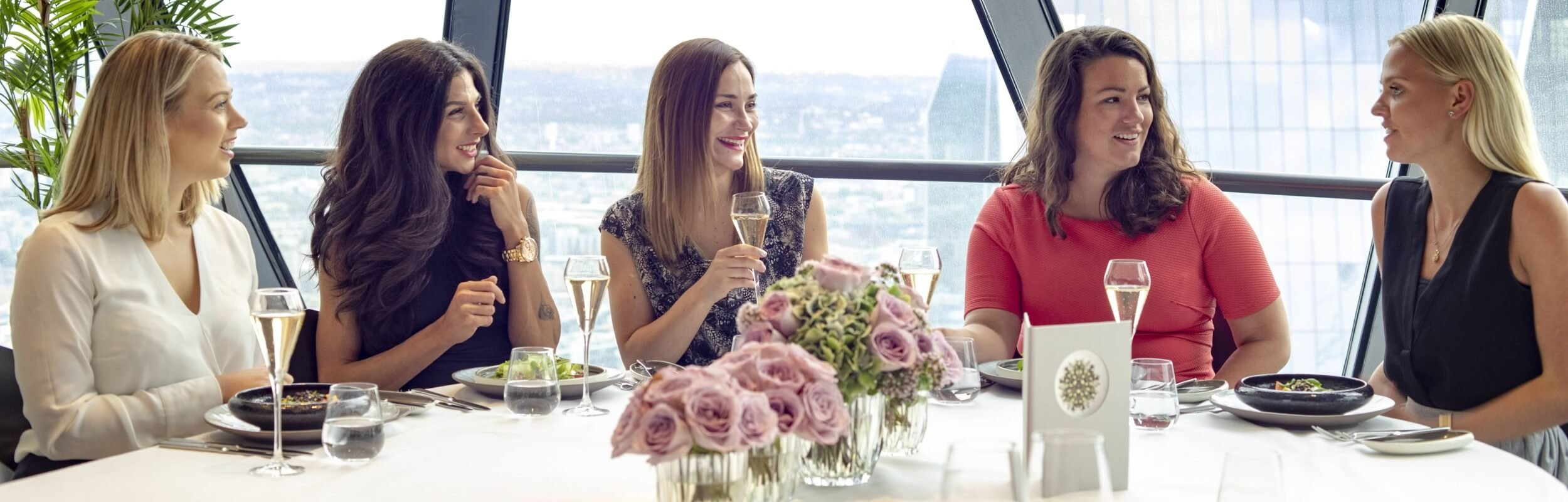 Searcys celebrates International Women's Day - Searcys at the Gherkin