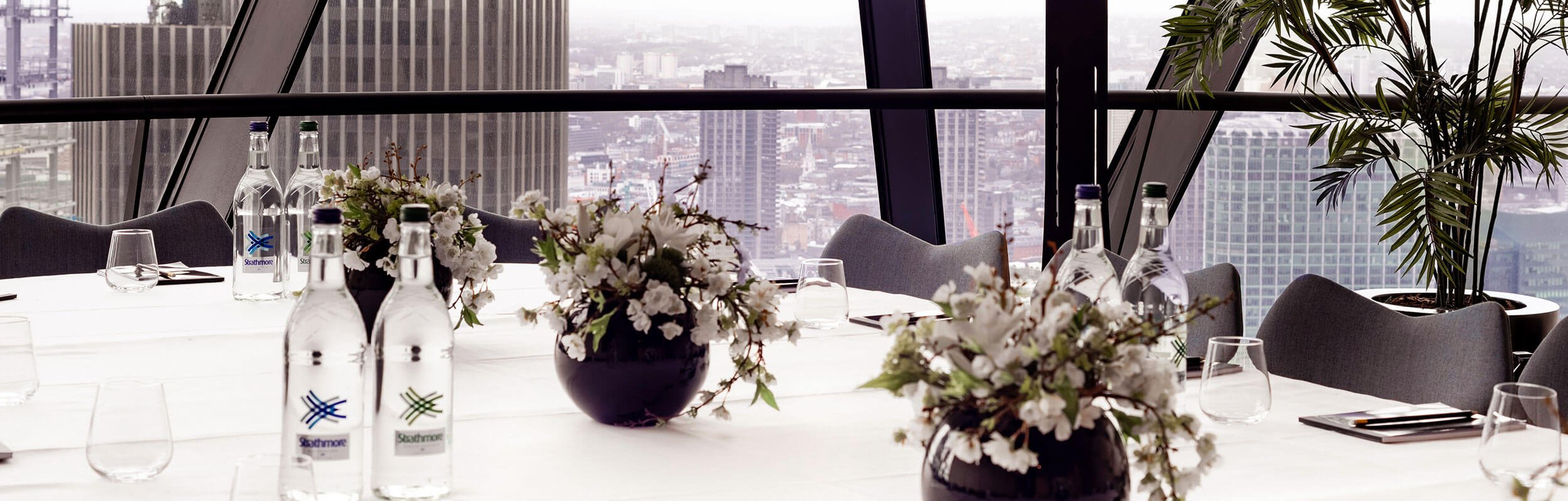 Meeting Rooms - Searcys at the Gherkin
