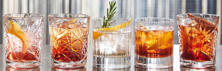 Negroni cocktail recipe