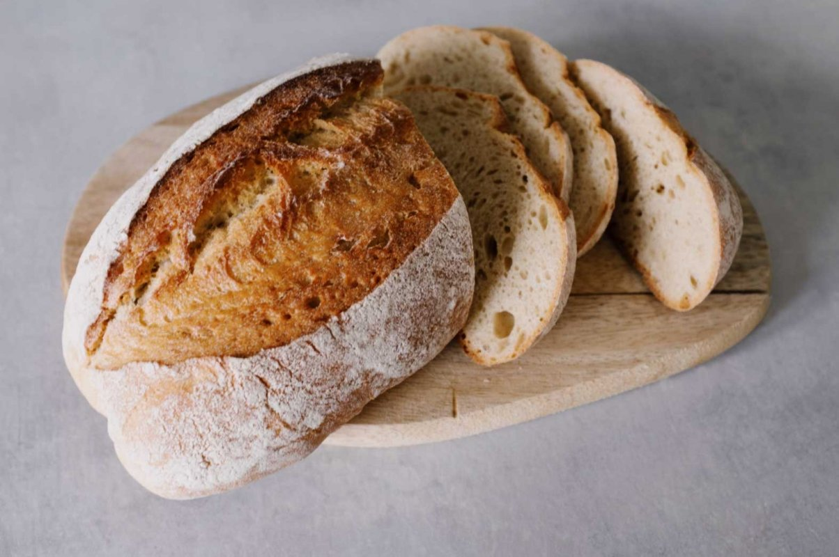 Sourdough loaf recipe