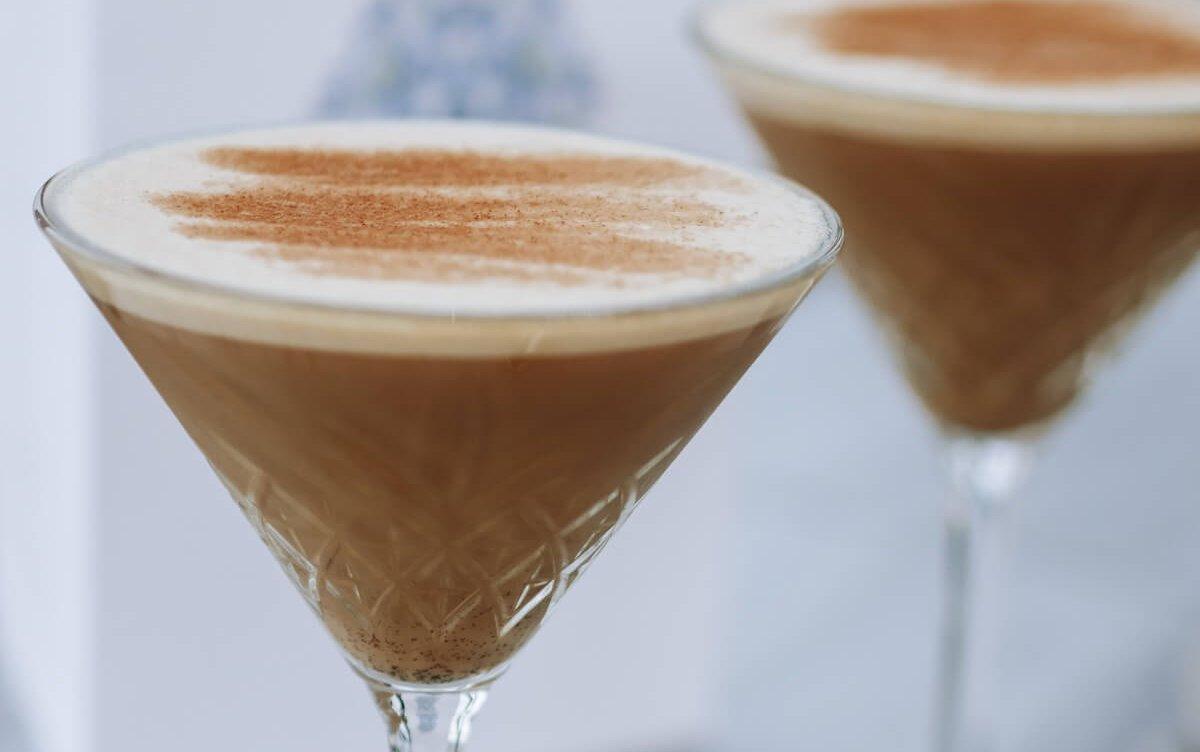 Searcys Espresso Martini - Searcys at the Gherkin